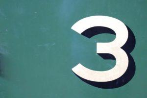 就活と3級の資格
